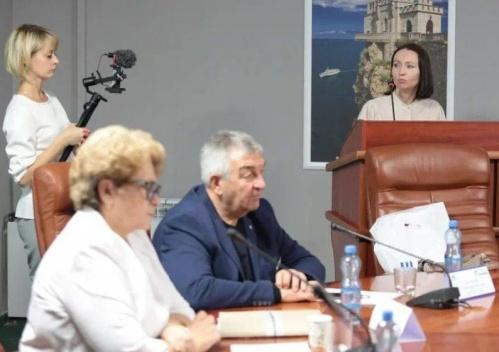 В Евпатории прошла V Всероссийская научно-практическая конференция «Восстановление пациентов неврологического, кардиологического и терапевтического профиля»