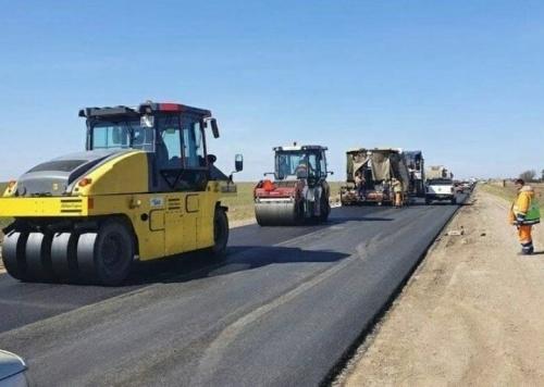«ВАД» получил подряд на ремонт второго этапа дороги к косе Беляус на западе Крыма
