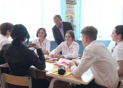 Севастопольским школьникам помогут определиться с выбором профессии