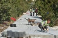 На благоустройство общественных территорий в Евпатории потратят 1 миллиард рублей