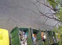 Видеонаблюдение появилось на нескольких площадках для сбора ТКО в Ялте