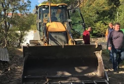 Власти Ялты активизировали восстановительные работы на пострадавших от потопа территориях