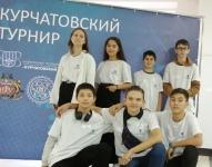 Учащиеся Крымской гимназии-интерната для одарённых детей стали призёрами Курчатовского турнира