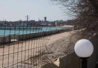 Возобновление реконструкции набережной Терешковой в Евпатории снова откладывается