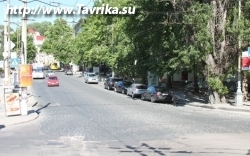 "Улица ""Адмирала Октябрьского"""