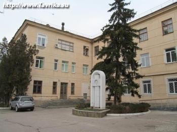 Городская больница №3 (им. Даши Севастопольской)