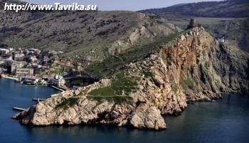 Крепость Чембало