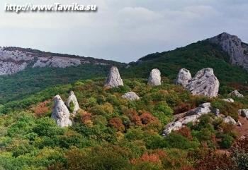 Храм Солнца. Гора Ильяс-Кая