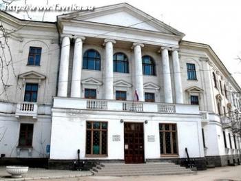 Морская библиотека М.П.Лазарева