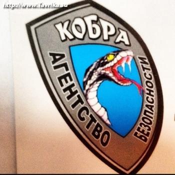 """Агентство безопасности """"КОБРА"""""""