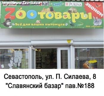 """Магазин для животных """"Зоотовары Эконом"""""""