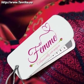 """Магазин нижнего белья """"Femme"""""""
