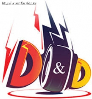"""Сеть магазинов """"D&D WHEELS"""""""