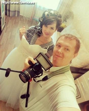 Видеограф Роман Грудинин