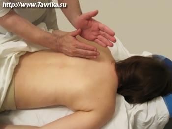 Профессиональный лечебный и оздоровительный массаж