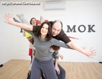 Танцевальная импровизация