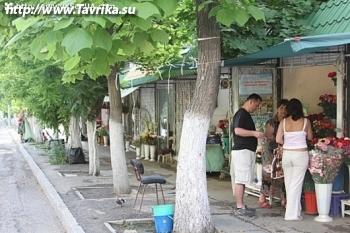 Цветочный рынок (Героев Севастополя 17)