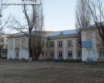 Школа № 36