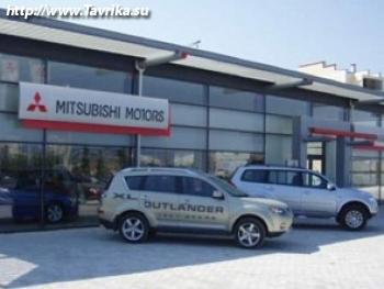 """Автосалон """"Mitsubishi Motors"""""""