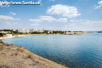 Пляж в бухте Матюшенко