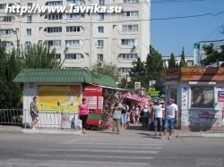"""Рынок """"Сталинградский"""""""