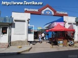 """Рынок """"Юмашевский"""""""