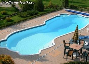 """Строительство бассейнов и фонтанов """"Doctor Pool"""""""