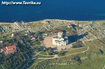 Историко-археологический музей-заповедник Херсонес Таврический