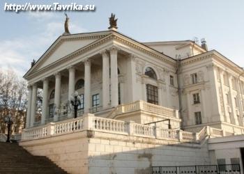 Народный музей истории Русского Драмтеатра