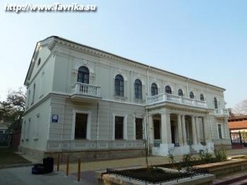 Краеведческий музей (Музей древностей)