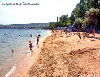 Пляж Динамо