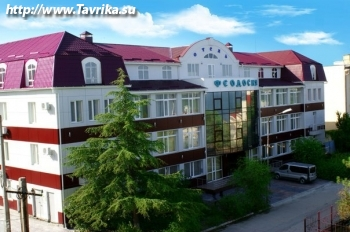 """Отель """"Феодосия"""""""