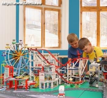 """Игровая комната """"Легого"""""""