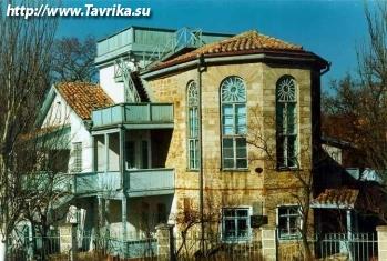 Дом-музей М.А.Волошина