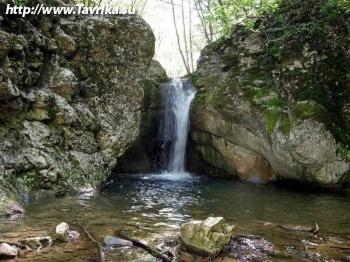 Черемисовский водопад