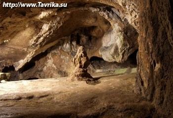 """Пещера """"Киик-Коба"""""""