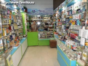 """Магазин """"Крым органик"""""""