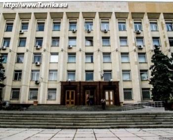 Железнодорожный районный совет Симферополя