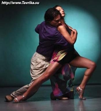 "Школа уличного танго ""Calor del tango"""