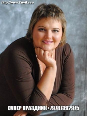 Организация праздников, ведущая Елена Тащилина