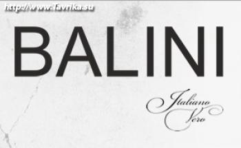 "Магазин ""BALINI"""