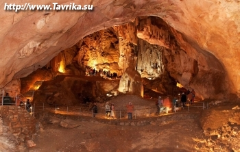 """Пещера """"Эмине-Баир-Коба"""""""