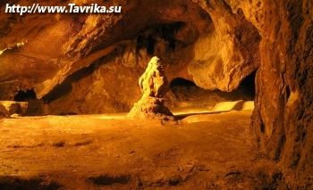 """Красная пещера """"Кизил-Коба"""""""