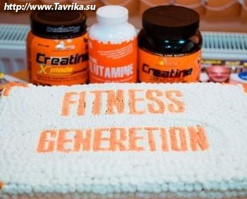"""Спортивное питание """"Fitness-generation"""""""