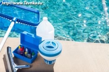 "Сервисное обслуживание и чистка бассейнов ""Pool Сервис"""