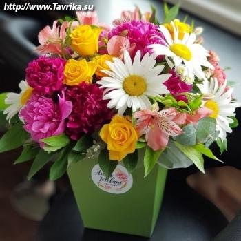 Доставка цветов в Симферополе и по Крыму