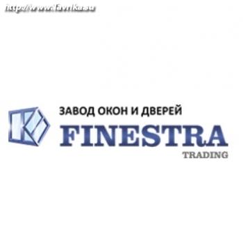 """Производство пластиковых окон и дверей """"Finestra Trading"""""""