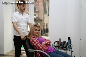 """Курсы парикмахера """"Дизайн и моделирование"""""""