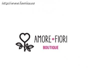 """Цветочный магазин """"Amore+Fiori"""""""