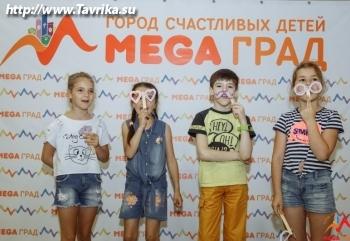 """Детский игровой центр """"MEGA ГРАД"""""""